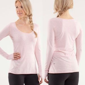 Lululemon My Mantra Long Sleeve Tee